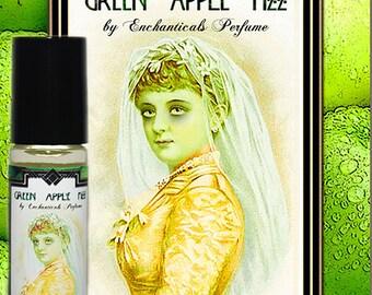 Green Apple Fizz Artisan Perfume Oil .33 fl oz