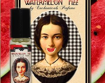 Watermelon Fizz Artisan Perfume Oil .33 fl oz