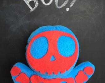 Spencer Skeleton Hand Puppet