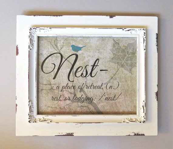 shabby cottage chic art nest art nest definition retreat