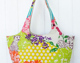 no 661 Madigan Bag PDF Sewing Pattern - Instant download