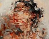 New Beginning, Giclee art print of original oil painting