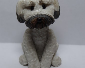 Custom Dog Figure