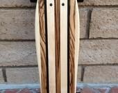 "Mini Cruiser Skateboard  - ""Arrowhead"" (Mini Croozer)"