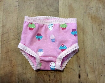PDF Pattern - Doll Panties