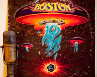 Boston  More Than A Feeling  Andy Guitar