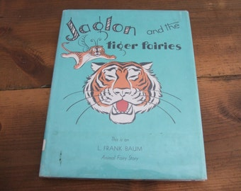 SALE! Jaglon and the Tiger Fairies by L. Frank Baum
