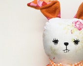 Hettie oddbunny - easter - rabbit - soft toy