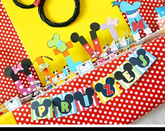 Mickey Mouse Birthday Centerpiece | Mickey Mouse Party | Mickey Mouse Clubhouse Decorations | Minnie Mouse Birthday | Amanda's Parties To Go