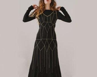 Gatsby Chain Dress.