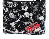 Walking Dead Coin Bag // Zombies // Walkers