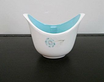 Vintage Taylor Smith & Taylor China Sugar Bowl no Lid - Excellent - Boutonniere - Ever Yours U.S.A.