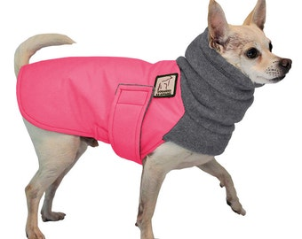 CHIHUAHUA  Winter Dog Coat, Dog Coat, Winter Coat, Dog Clothing