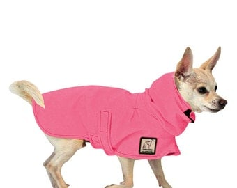 CHIHUAHUA Dog Rain Coat, Dog Rain Jacket, Waterproof Dog Raincoat