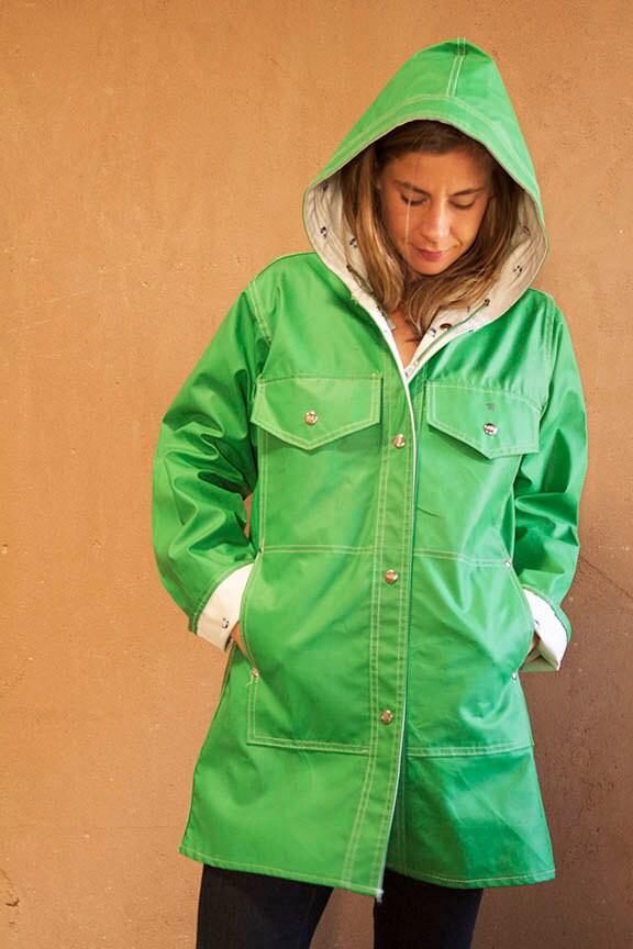 Patagonia Rain Jacket