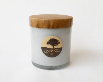 Clean Cotton - 8 oz Soy Candle