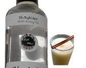 The Right Spot™ Edible Massage Oil - Horchata Natural Vegan, water based, sensual warming Romantic gift w/ Aloe by Eat Me