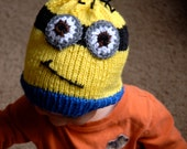 Toddler Minion Hat, Despicable Me Beanie