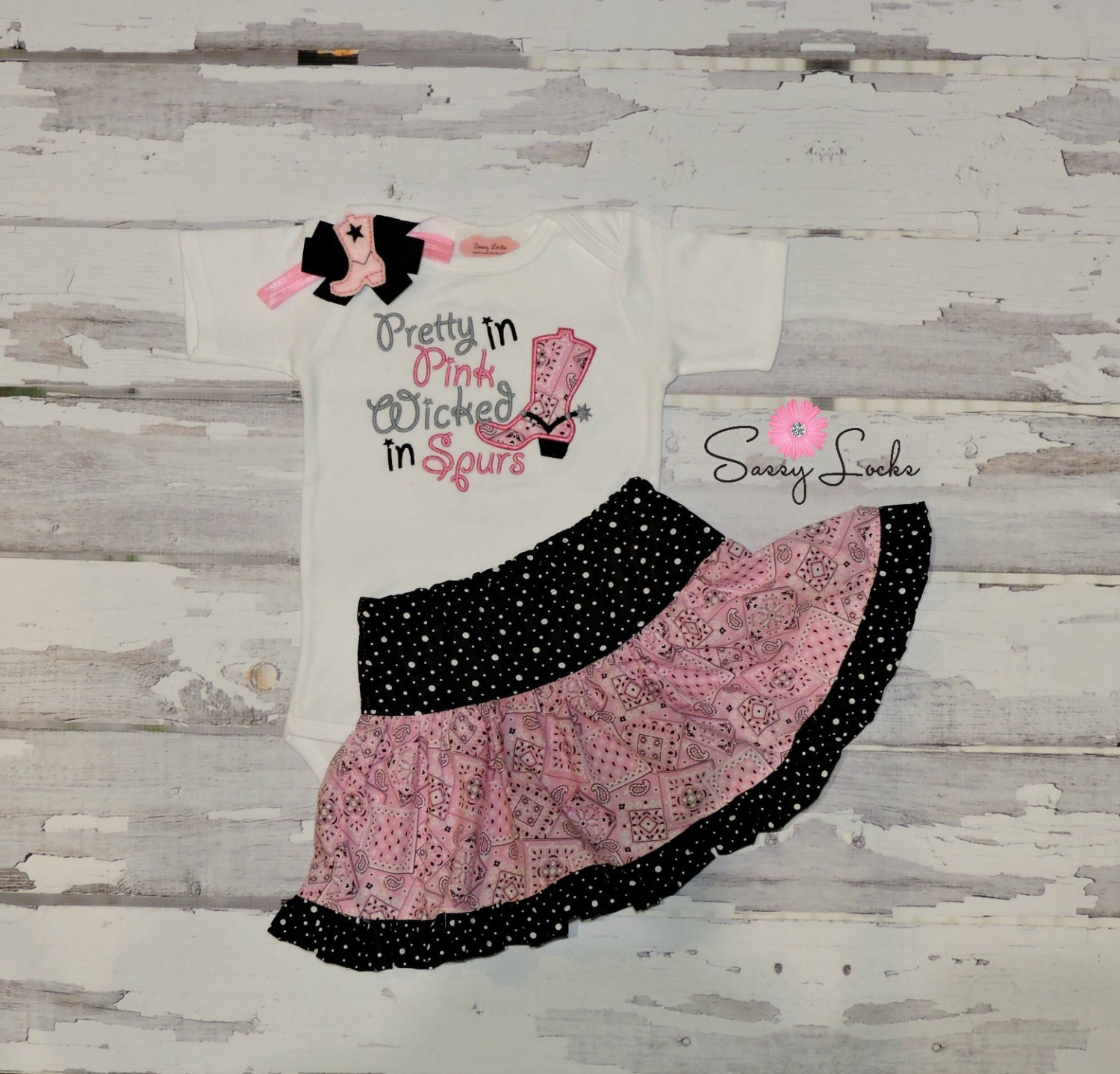 Baby Girl Cowgirl Clothes
