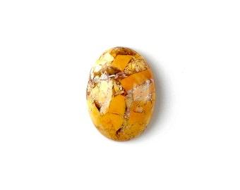 Semi-precious Stone Lapel Pin