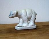 Sale, Vintage Polar Bear Japan Figurine