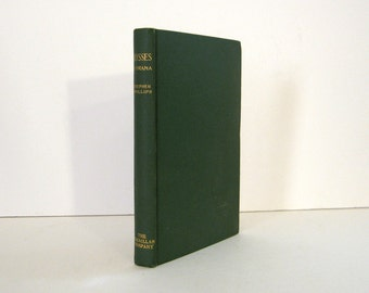 Ulysses A verse Drama by Stephen Phillips, Published by Macmillan in 1911  8th American Printing Antique Book Vintage Hardcover Book