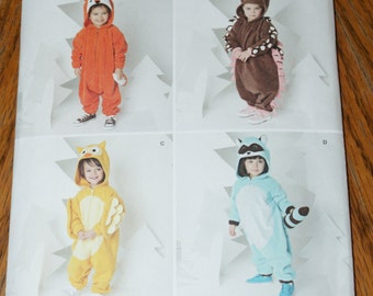 New Simplicity Baby Sleepwear  Costumes  1351  A size 1/2 to 4