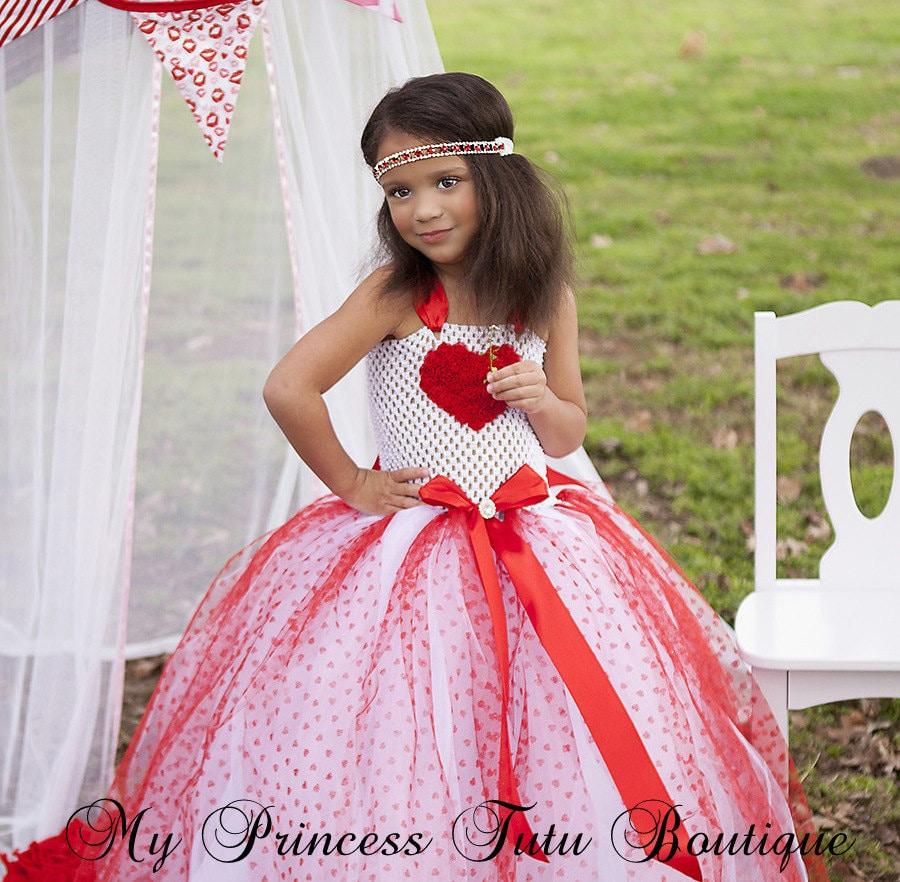 Valentines Day Tutu Dress Valentine's Day By