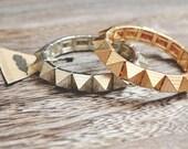 Gold Spike Bracelet - The Osiris Gold Spike Bracelet