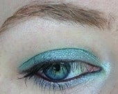 Moor Eyeshadow- Blue Green-Grey with Violet Duochrome
