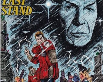 Star Trek Original Series Number 21 July 1991 DC Comics