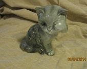 Adorable Cat Figurine by Goebel