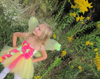 Ready to ship Immediatly, Sample sale size 2-3T Woodland Fairy Costume, Fairy Tutu costume, Fairy Tutu, Fairy Costume, Fairy dress