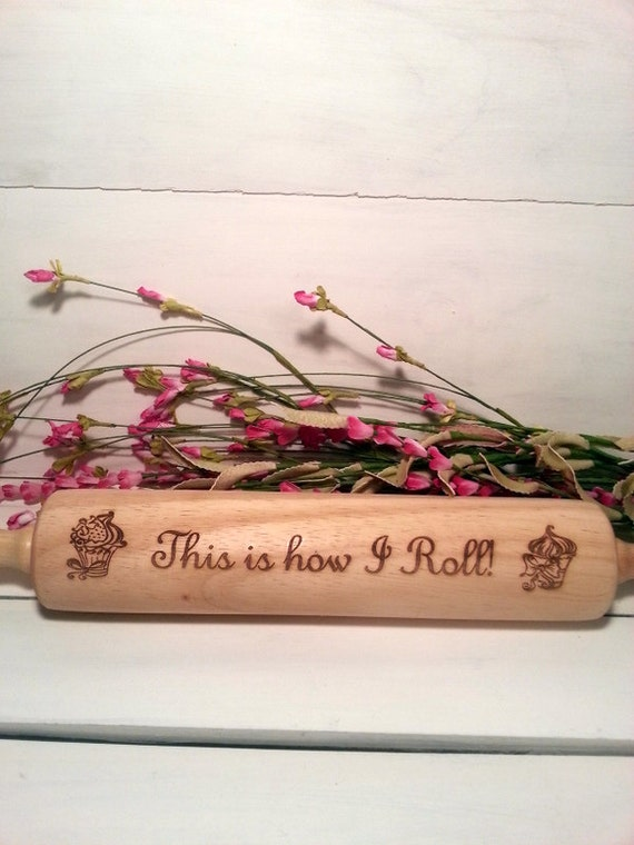 WildFireFlies: Personalized Rolling Pin
