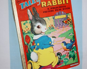 The Tale of Peter Rabbit, A Preschool Picture Play Book