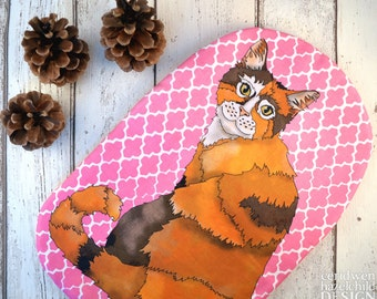 Kitty Cat Hot Water Bottle Cover