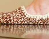 Crochet Pattern - Optimus Slippers, crochet slipper pattern, adult crochet slippers, women crochet slippers,, crochet house shoes pattern