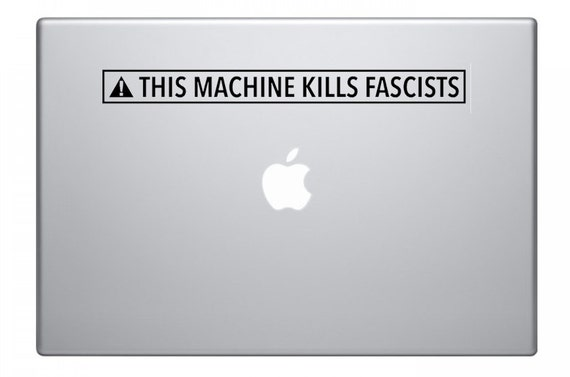 this machine kills fascists green
