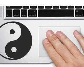 Yin Yang Macbook Decal Sticker