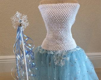 Frozen Costume, Elsa Costume, Frozen Dress, Elsa Frozen Dress, Frozen Elsa Costume, Elsa Frozen, Frozen Tutu, Fairy Tutu, Fairy Costume