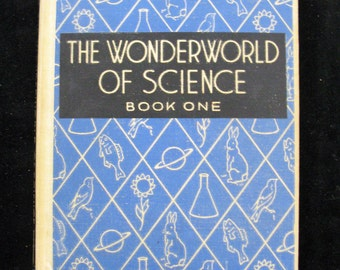 The Wonderworld of Science Book One