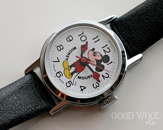 orologio topolino vintage