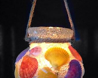 Seashell Decor, coastal Home,Beach House Decor, housewarming, Gifts for her