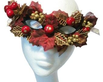 HOLLY BERRY - Masquerade Mask