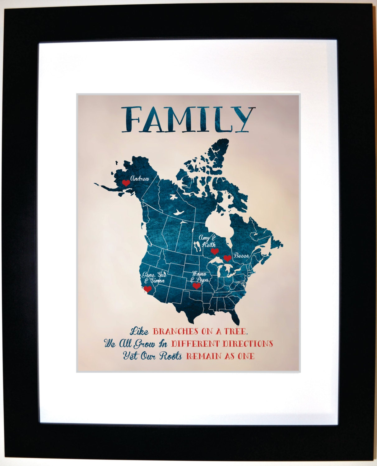 28 Best Unique Family Christmas Gifts Family Tree
