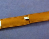 Hand Made Leather Pipe Cleaner/Pipe Tamper Pouch (Various colors)