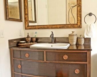 Bathroom vanity MADE TO ORDER