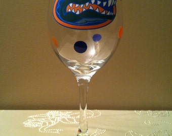 University of Florida Glass