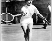 Katherine Hepburn Tennis 1944 Print