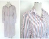 Vintage Tagless Striped D...